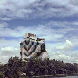 Abandoned Hotel - Dnepropetrovsk, Ukraine