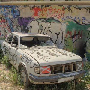 Odessa - Ukraine Car