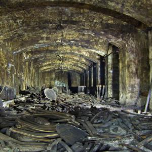 Ukraine Catacombs