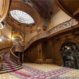 Ukraine Classical Interior