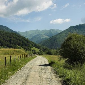 Ukraine Mountains