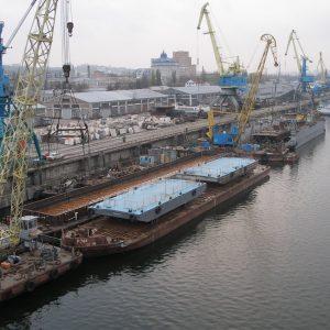 Ukraine Odessa Port