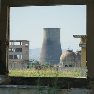 Albania---Abandoned-Factory-Complex-2
