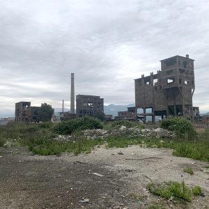 Albania - Abandoned Factory Complex 4