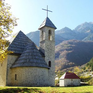 Albania - Alps Church