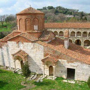 Albania - Apollonia Monastery