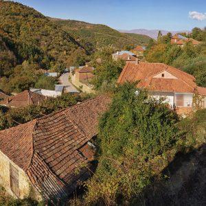 Albania - Dardhas Village