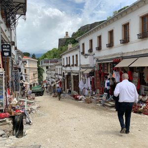 Albania - Gjirokaster Bazaar
