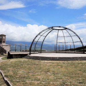 Albania - Gjirokaster Fortress 1