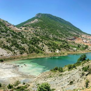 Albania - Mountain Lagoon