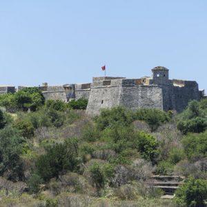 Albania - Porto Palermo Castle 3