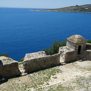 Albania - Porto Palermo Castle