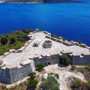 Albania - Porto Palermo Castle 4